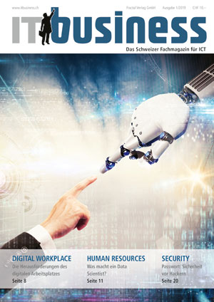 IT business Ausgabe 1/2019