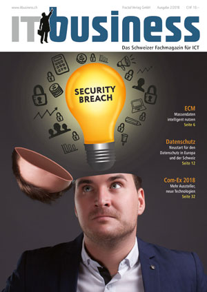 IT business Ausgabe 2/2018