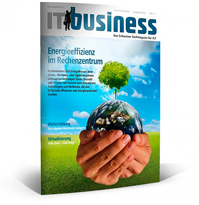 zeitschrift it business april 2014